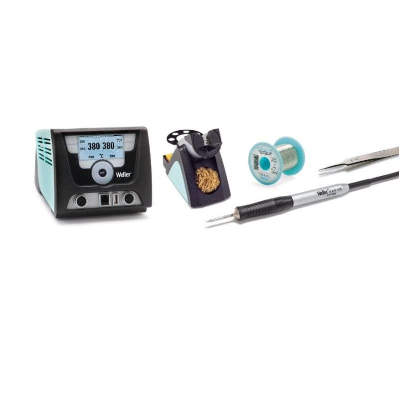 WX2022N Pico Micro Soldering Station Set with WX2 Pwr Unit, WXPP MS Iron, RTP004SMS Tip, 120V,WSR200
