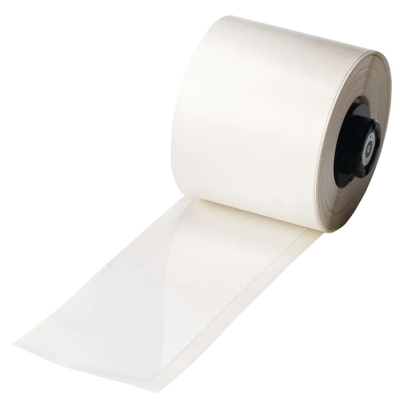 """TLS 2200™/TLS PC Link® Ultra Aggressive Polyester Labels, 1.90"""" x 50', White Gloss, 1 per Roll"""