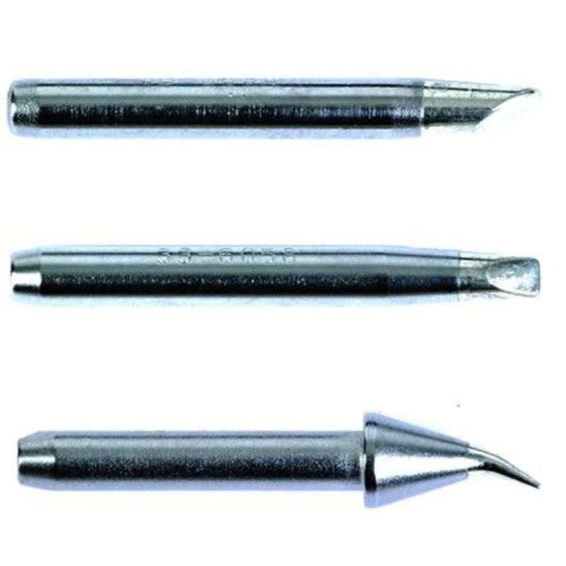 Plato® Knife Soldering Tip, 3/16 in, 6.3 mm, 10 per Case