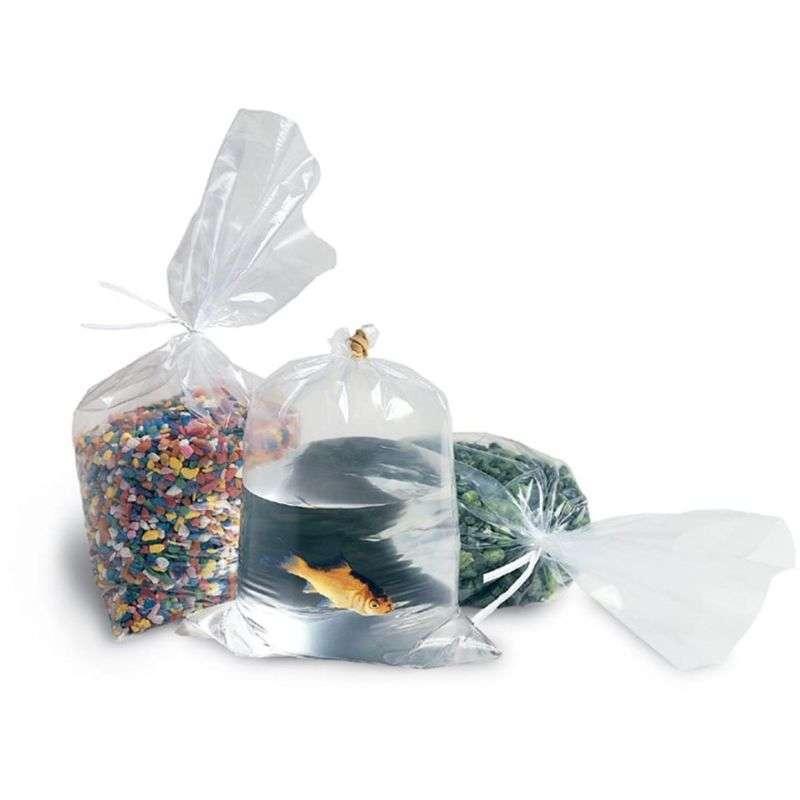 """Leak Proof Bag with EVA Additive Low Temperature, 1.4 Mil 8 x 15"""", 1000 Bags per Case"""