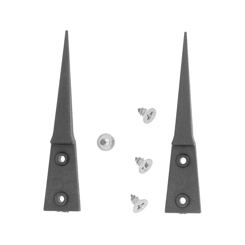 ESD-Safe Softip™ Replacement Fine Carbofib Tips for 159A-RT Tweezer, 2 per Set