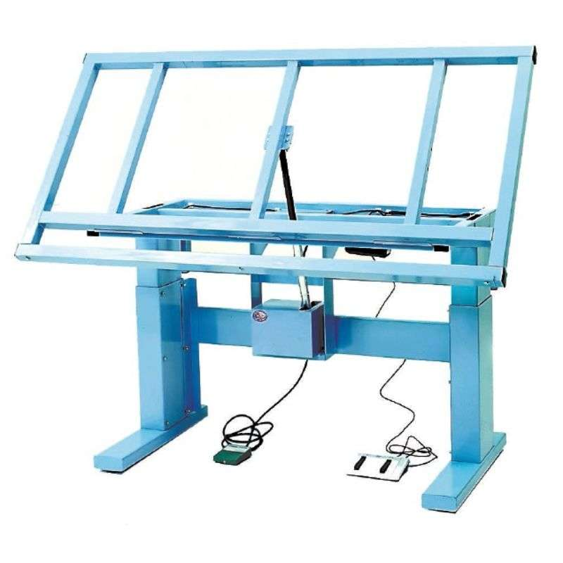 """Electric Height Adjustable Wire Harness Assembly Station, 36 x 72"""""""