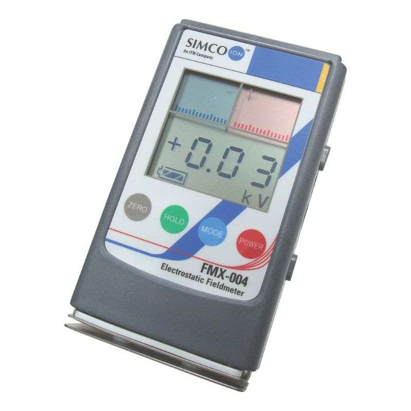 FMX-004™ Electrostatic FieldMeter with Extended Range and Charge Plate