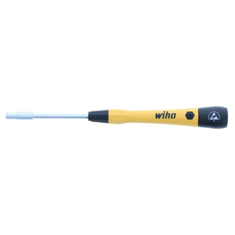 """PicoFinish® ESD Precision Screwdriver, 3.5"""" x 60mm, Hex"""