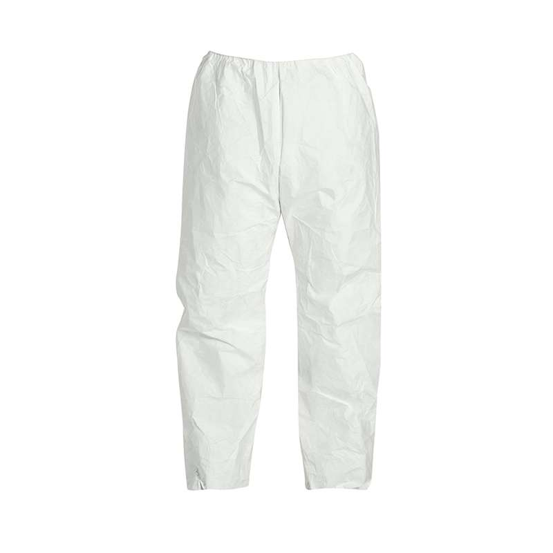TY350S Series Pants with Elastic Waist, White, 5XL, 50 per Case
