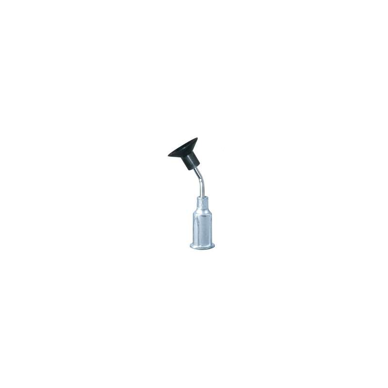 Angulated Probe, Material Category Rubber, Vacuum Cup:Buna-N
