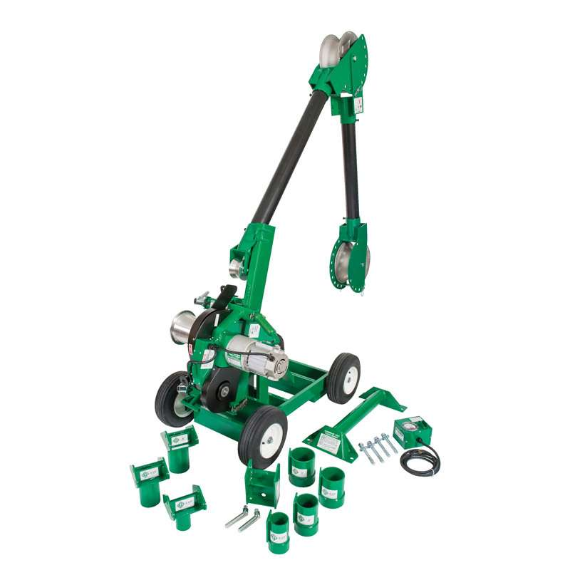 Super Tugger™ Power Cable Puller Package, Up to 6,500 lbs