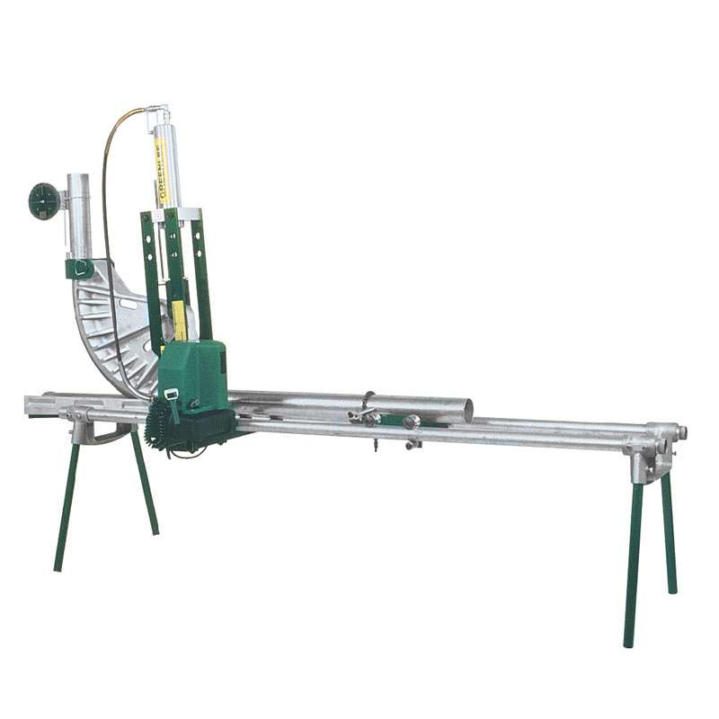 """Cam Track® Hydraulic Bender for 2-1/2, 3, 3-1/2 and 4"""" EMT, IMC and Rigid Conduit without Pump"""