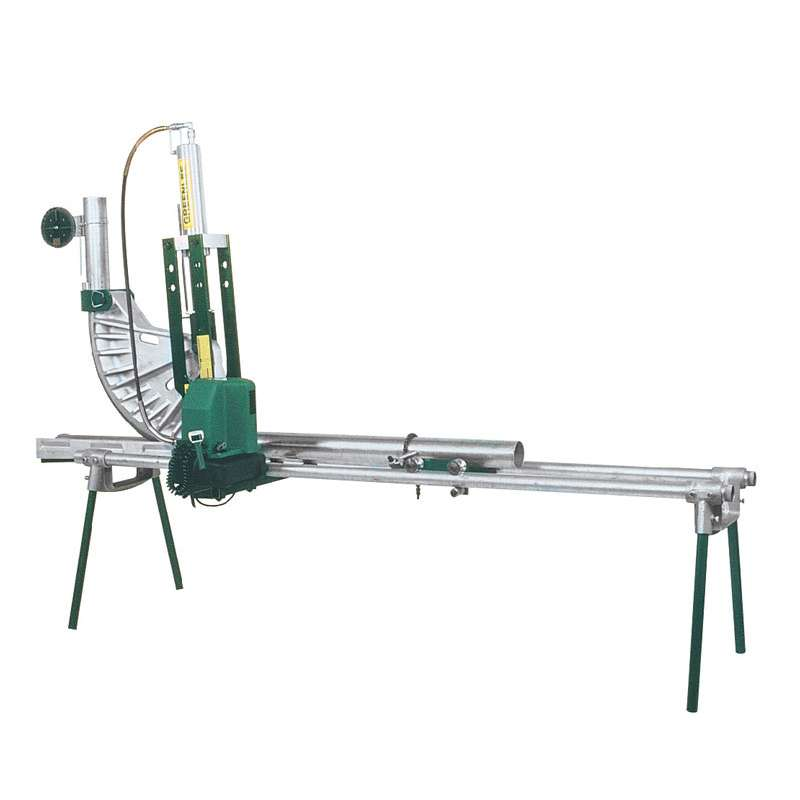 """Cam Track® Hydraulic Bender for 2-1/2, 3 and 4"""" EMT, IMC and Rigid Conduit with Pump"""