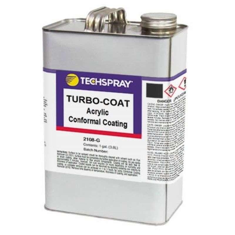 Turbo-Coat™ Acrylic Conformal Coating, 1 Gallon