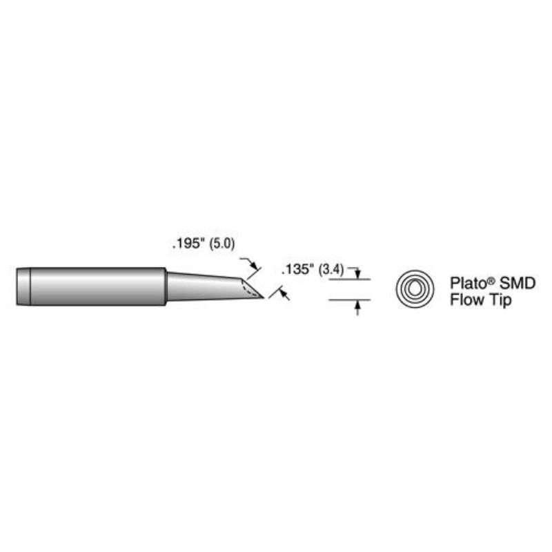 PLATO HS-0531 SMD Flow Tip Hakko