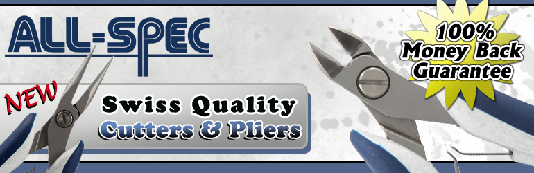 All-Spec Cutters and Pliers Banner